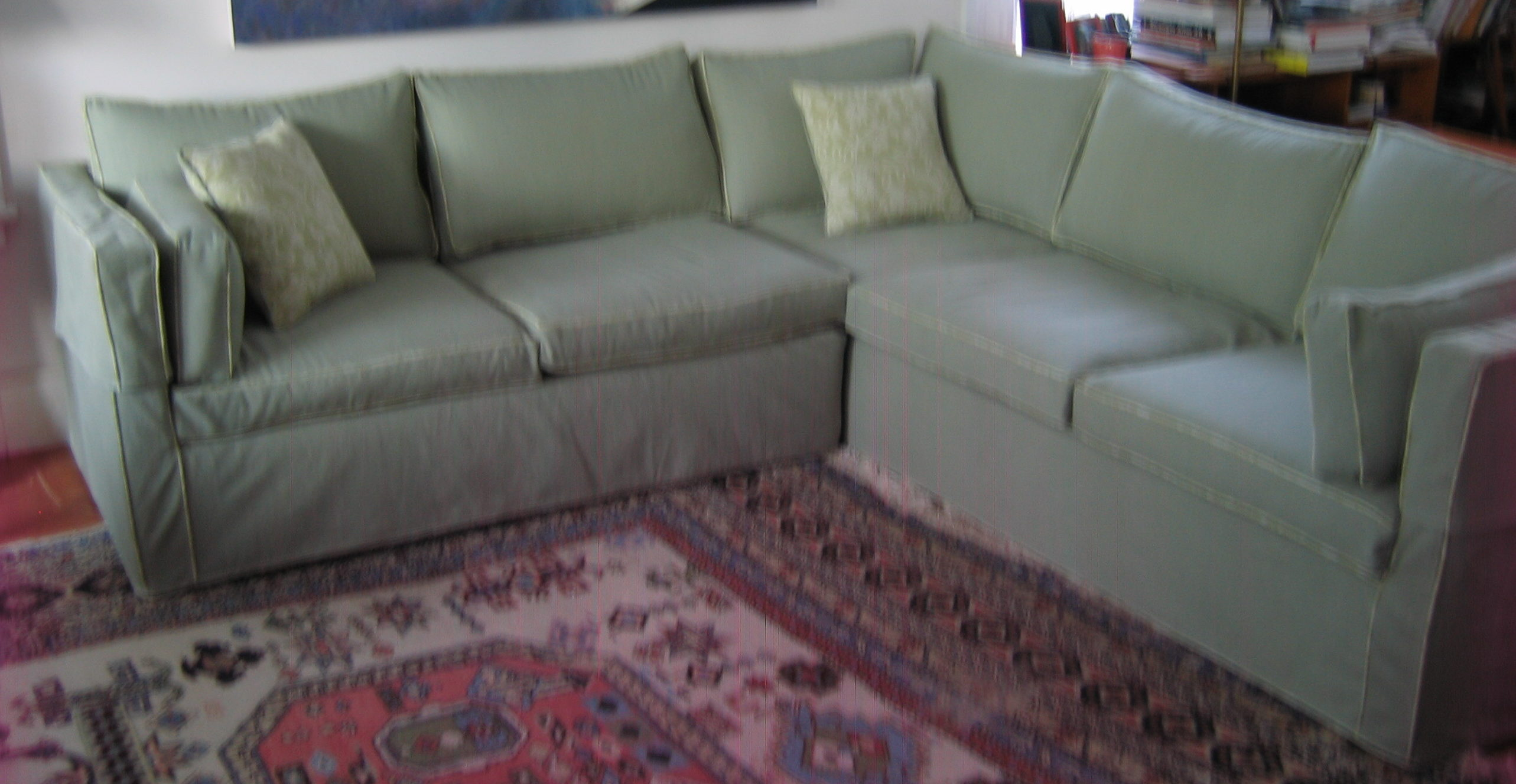 Sectional Slipcover